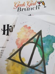 GGB Nottingham Harry Potter 20 Brunch