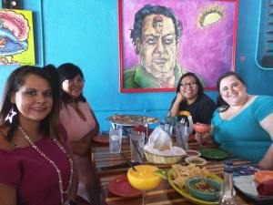 Brunch at Cien Agaves