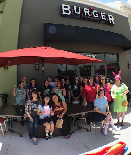 GGB Ft. Lauderdale – Bob's Burgers and Florida Supercon