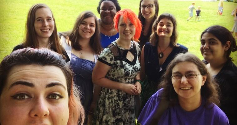 GGB Fairfield – Geek Girl Get-To-Know-You Brunch!