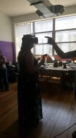 And virtual reality too!