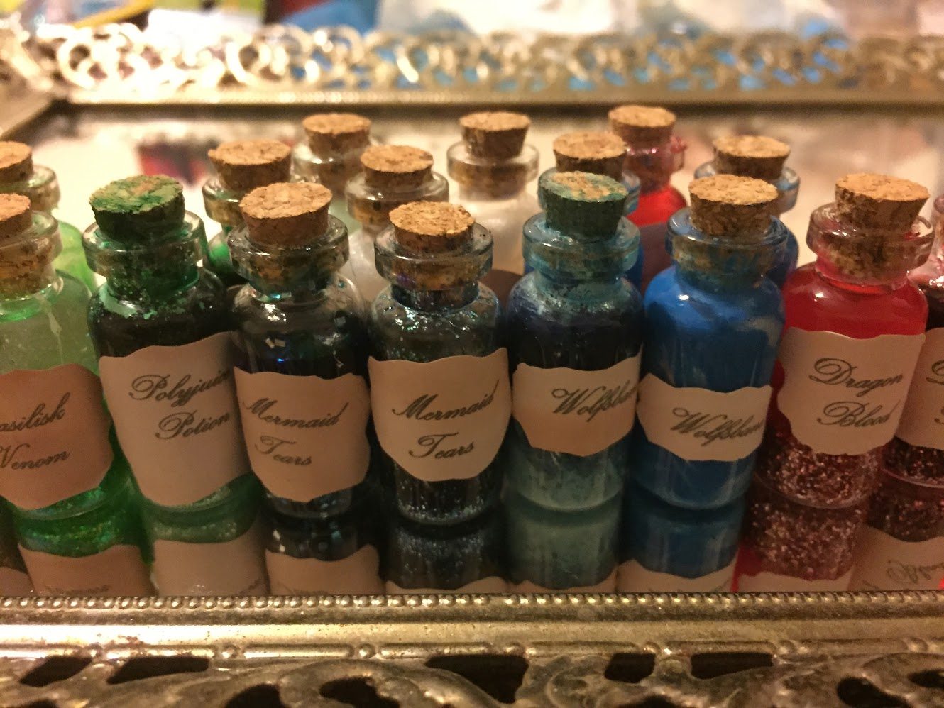 GGB Philly – Harry Potter's Potions and Magical Studies