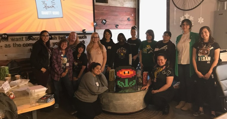 GGB Ft. Lauderdale – Gaming Girls January 2018 Brunch