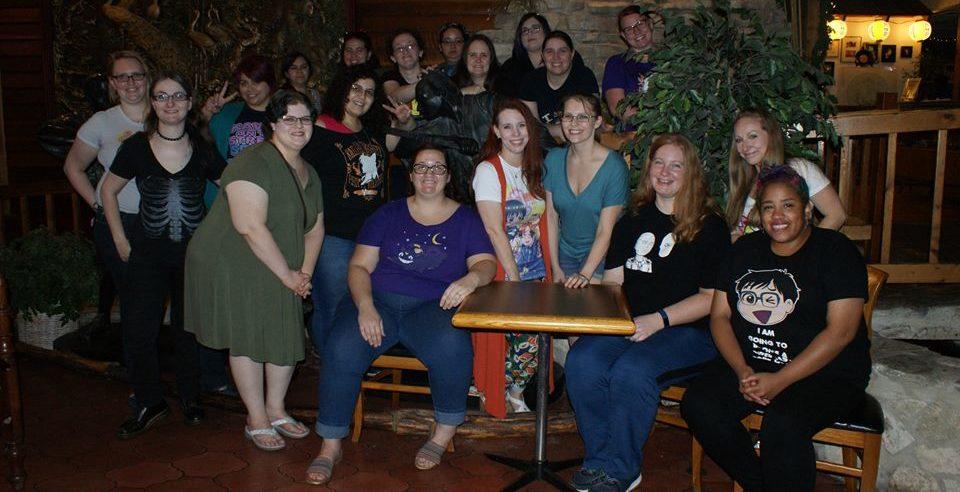 GGB San Antonio's Anime September Bunch!