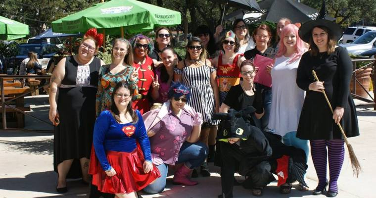 San Antonio GGB's October Cosplay Brunch!