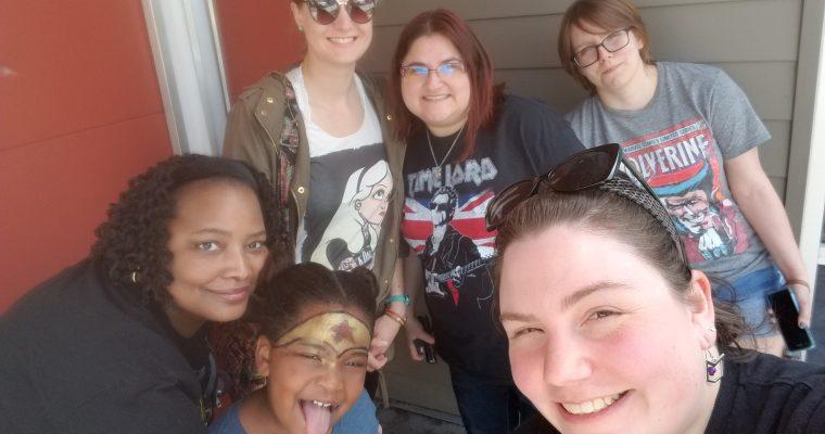 Merry Marvel Brunch – GGB Baltimore