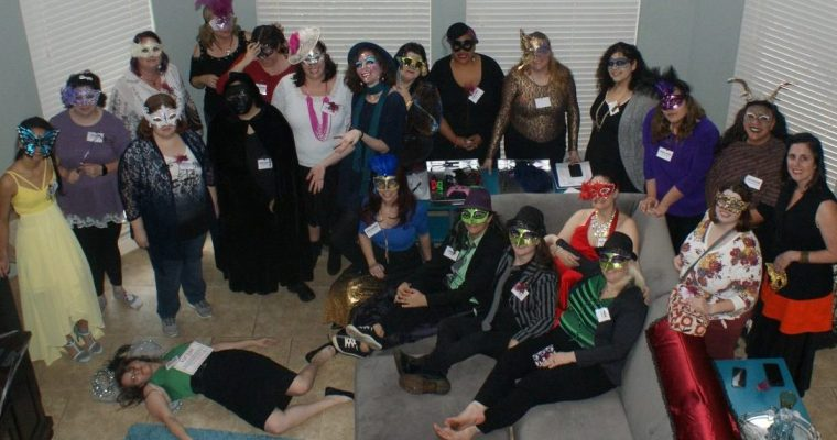 GGB San Antonio's October Goth Murder Mystery Brunch!