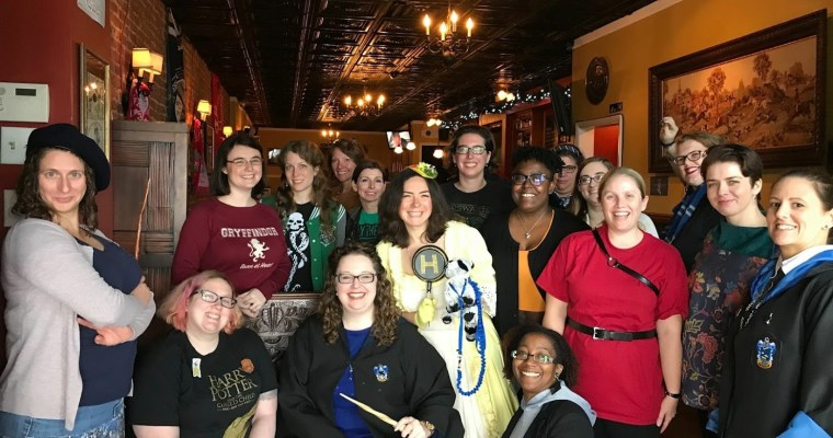 GGB Philly – The Triwizard Tournament Brunch