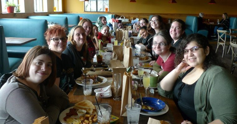 GGB San Antonio's December Brunchmas 2018!