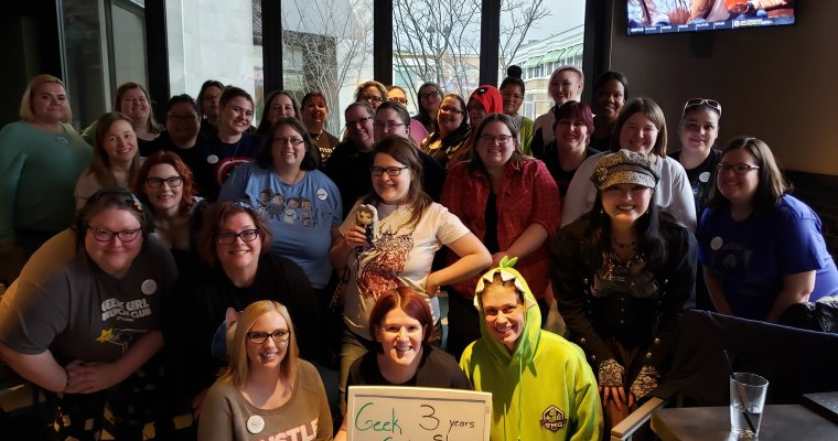Geek Girl Brunch Cleveland – Celebrate Your Fandom (Our 3rd Anniversary Brunch!)