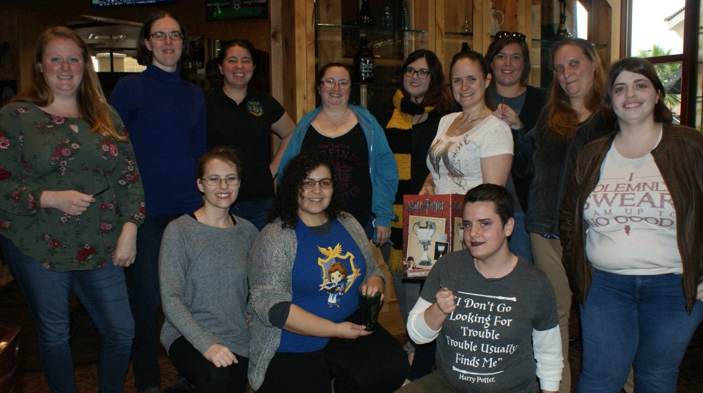 GGB San Antonio's November Harry Potter Brunch!