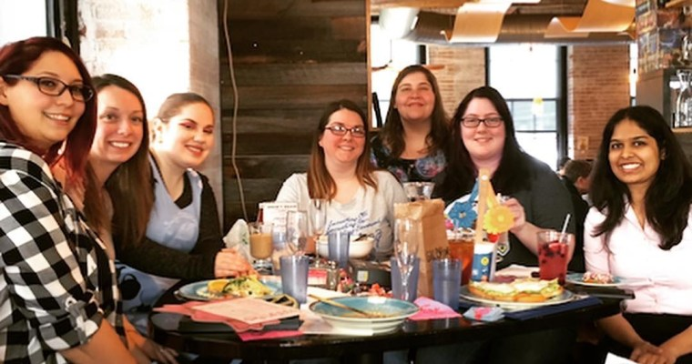 GGB StL's Annual Galentine's Day Celebration