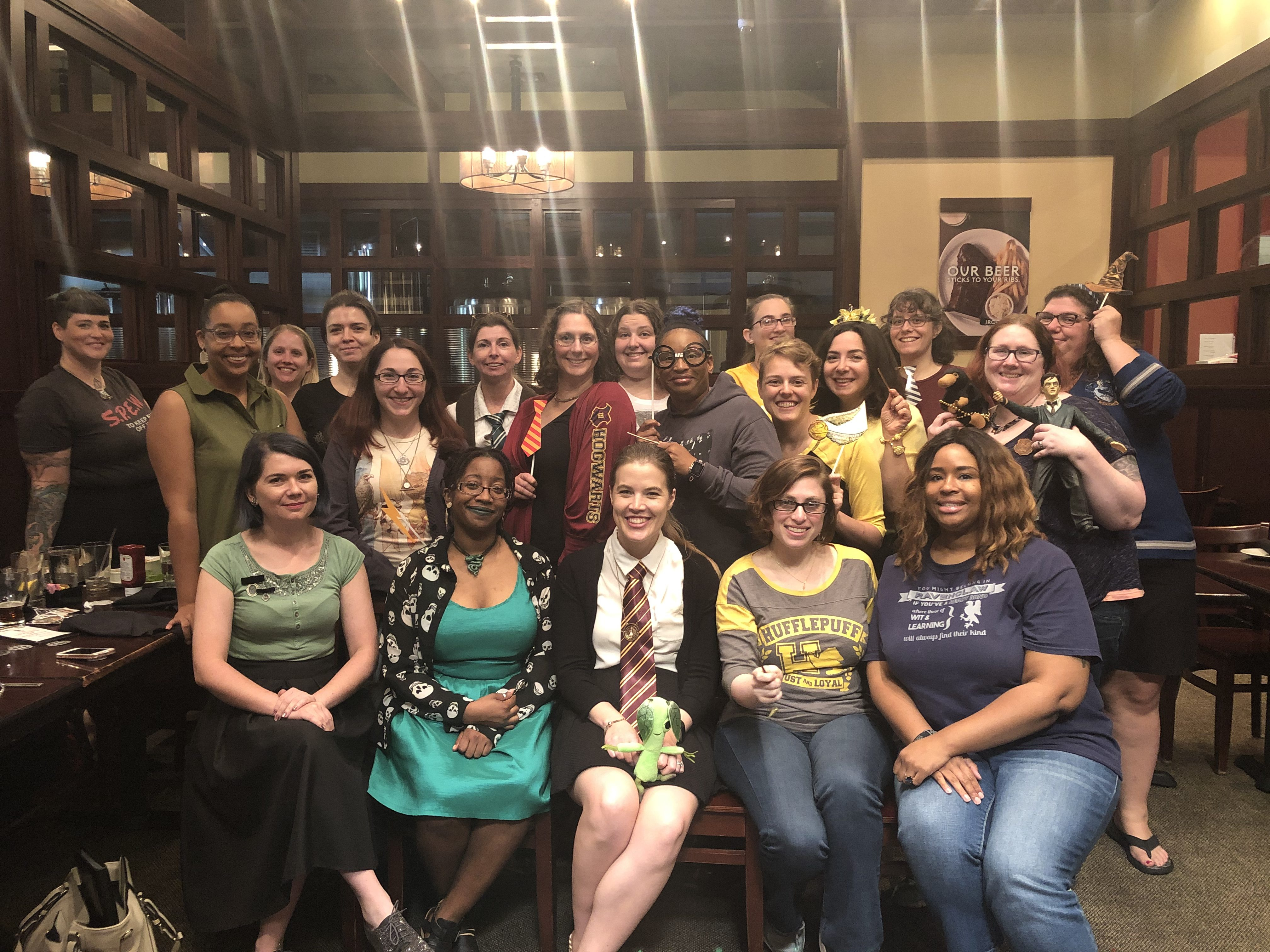 GGB Philly – Harry Potter OWLs