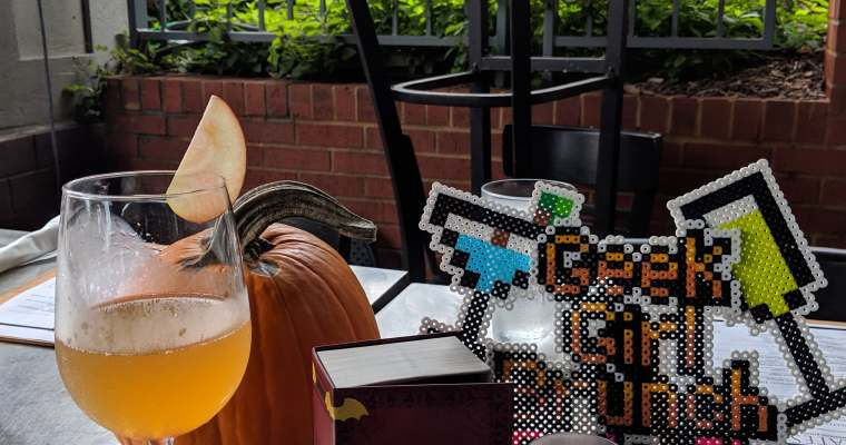 October Brunch and Escape Room