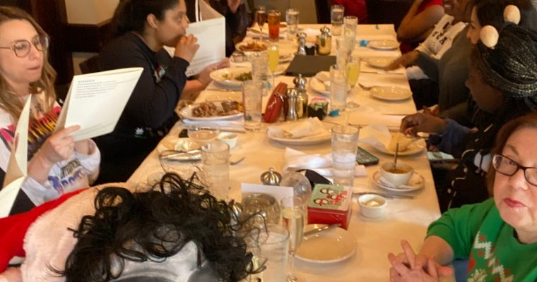 WHAT'S THIS?! WHAT'S THIS?! JXN'S HOLIDAY BRUNCH