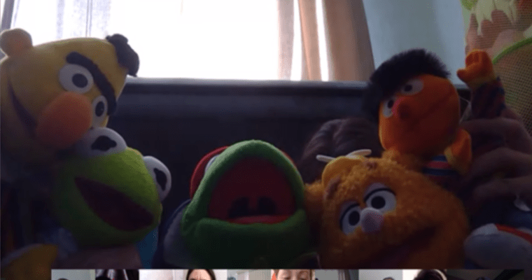 GGB Reno's VIRTUAL Muppets March Meetup!