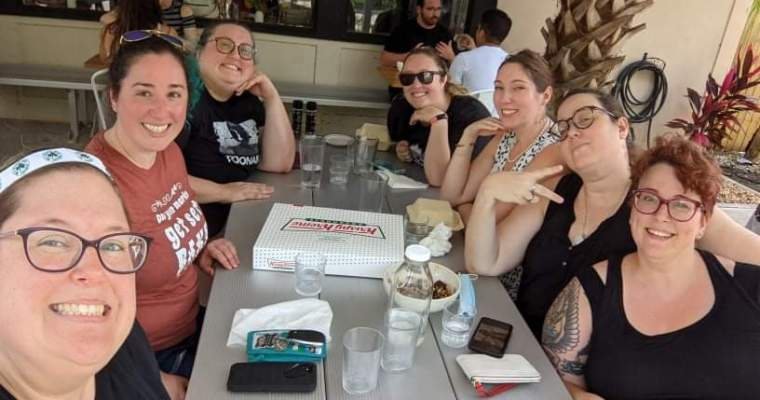 Geek Girl Brunch Gainesville's Afternoon Brunch