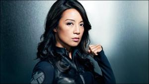 Agent Melinda May of S.H.I.E.L.D.