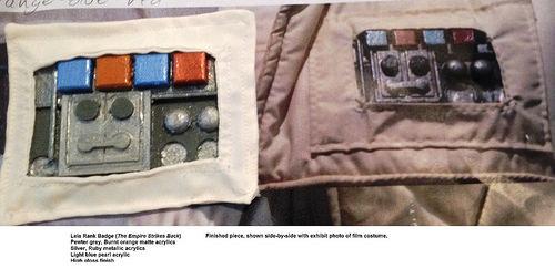 Rebel Rank Badge (V:ESB)
