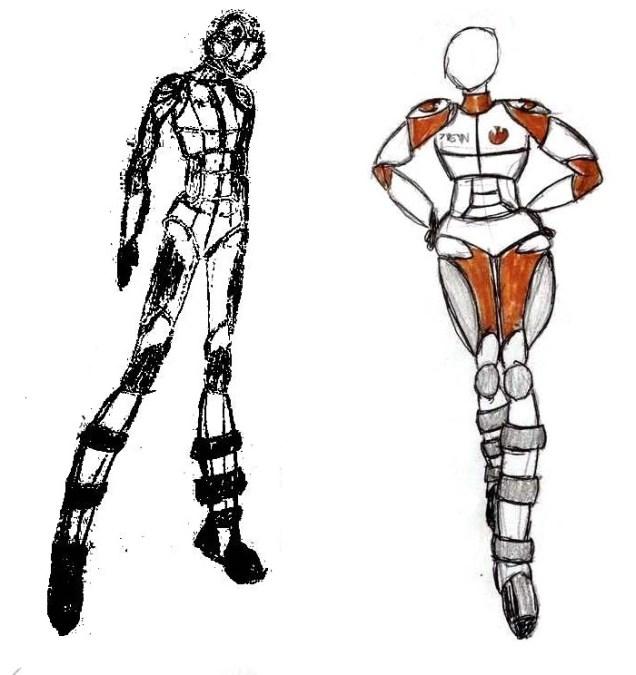 Jaeger Pilot Concept