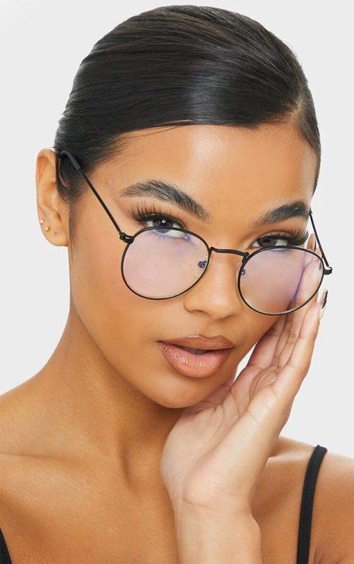 Blue Light Nerd Reading Glasses Non-polarized