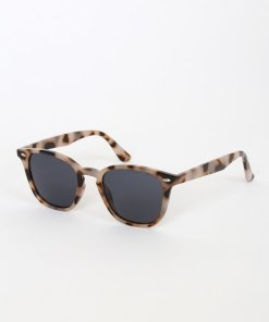 Round Tortoise Shell Sunglasses For Womens