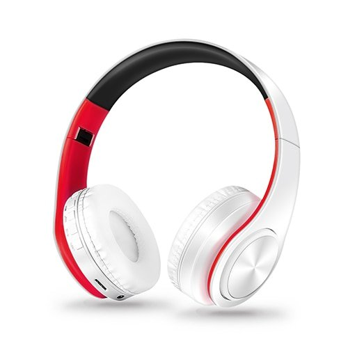Headphones Bluetooth Wireless With Microphone & SD card