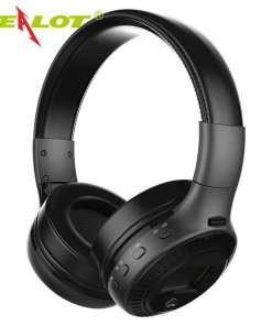 ZEALOT B19 Bluetooth Earphone Headphones with Mic Support TF Card FM Radio Portable Stereo Wireless Headset for Computer Phones