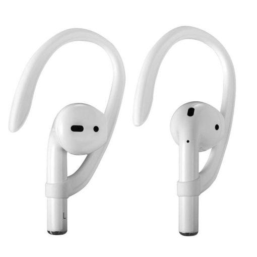Anti-lost Holder Earphone Stand Strap for Apple iphone XS Max X XR Airpods 2/3 Pro Wireless Headphone Mount Ear Hook Cap Earhook