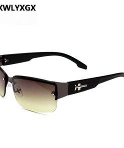 ZXWLYXGX Vintage Classic Sunglasses Men Brand New Driving Goggles Sunglasses Oculos De Sol Masculino