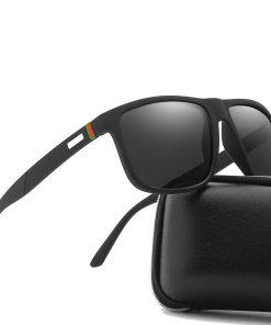 Classic Men Square Polarized Sunglasses Brand Design Men Driving Sun glasses Male UV400 Sunglass Shades Eyewear Oculos de sol