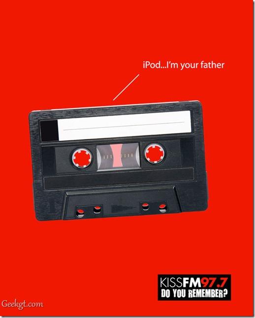 iPod - soy tu padre