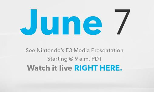 E3 2011 Nintendo
