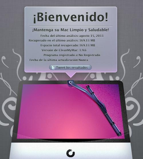 Descarga Clean My Mac