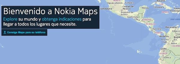 Lo Nuevo en Nokia Maps
