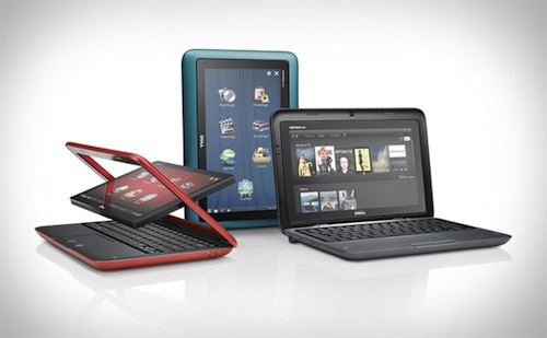 Tablet/Pc - Dell Inspiron Duo