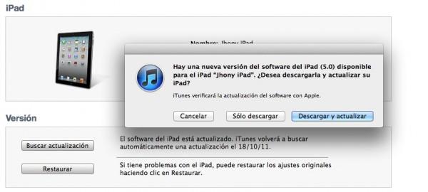 Descarga iOS 5