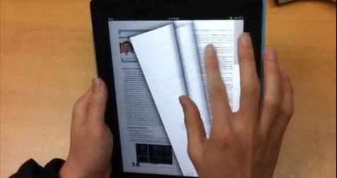 New e-Book System