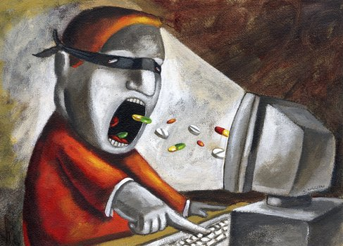 La adicción a internet daña el cerebro