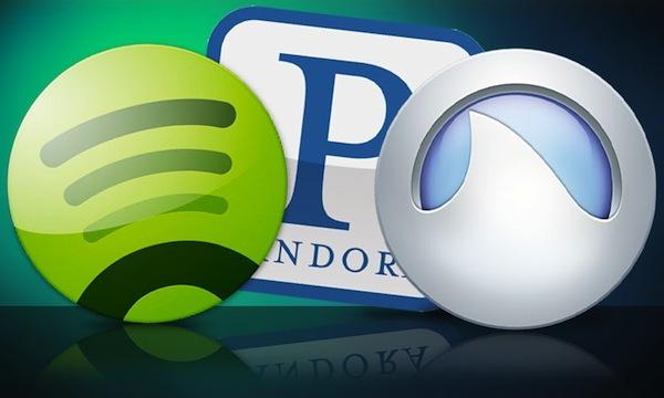 Alternativas a Spotify o Grooveshark
