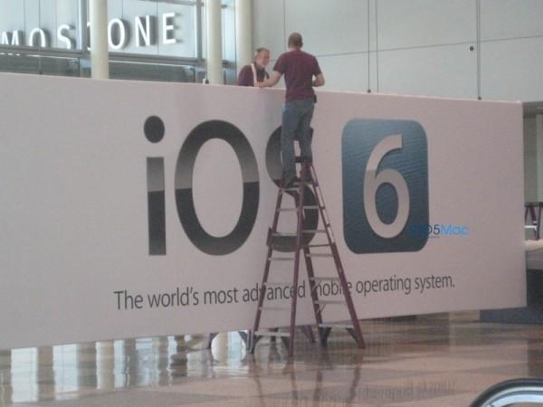 iOS6 en el WWDC 2012