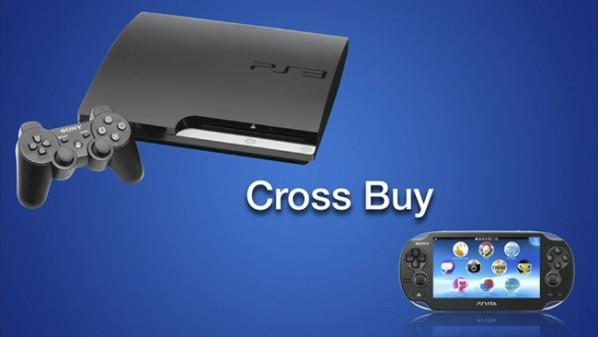 Cross Buy de Sony
