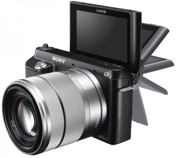 Sony Nex F3K