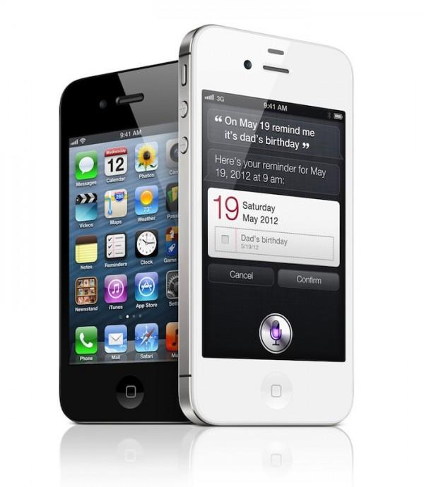 iPhone 4S y 4 bajo de precio