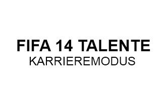 FIFA 14 Talente im Karrieremodus: Stürmer, Verteidiger