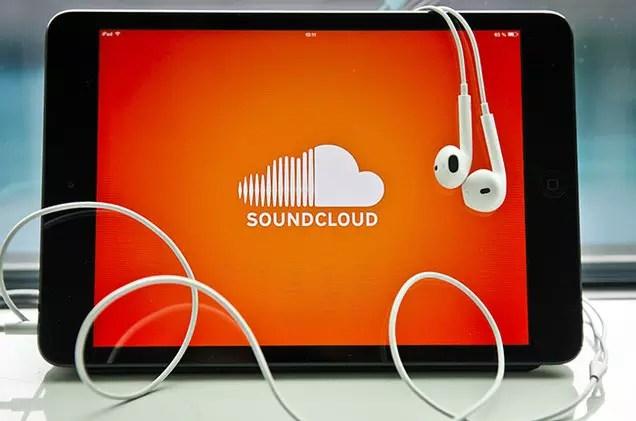 SoundCloud Service.