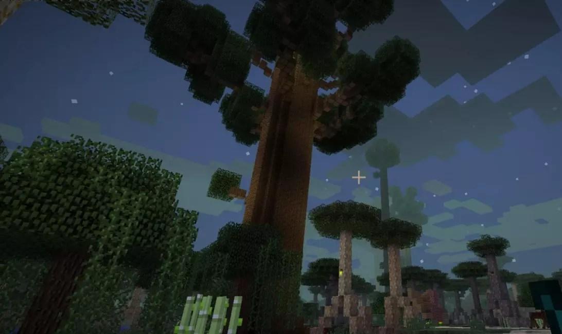 Πώς να κάνετε μια πύλη στο Minecraft: Edge, Κάτω Κόσμος, αιθέρας, Δάσος λυκόφως