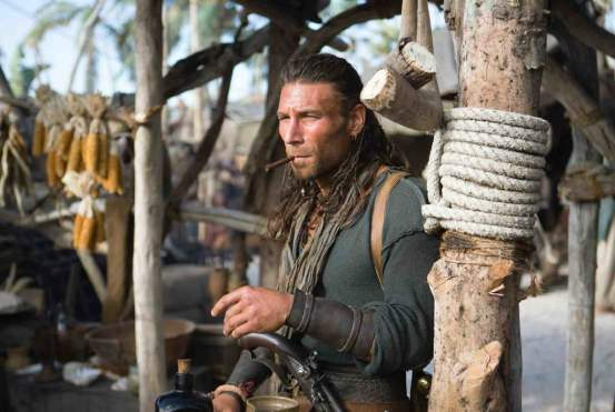 Zach McGowan as Charles Vane could've been an interesting player in the Season 1.....if he was used properly.