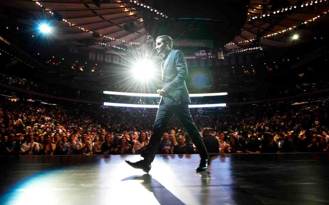 Andrew's Picks: Aziz Ansari: Live At Madison Square Gardens on Netflix