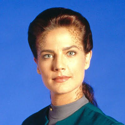 Terry Farrell talks with Mr. Green about fans, characters and celestial bodies.